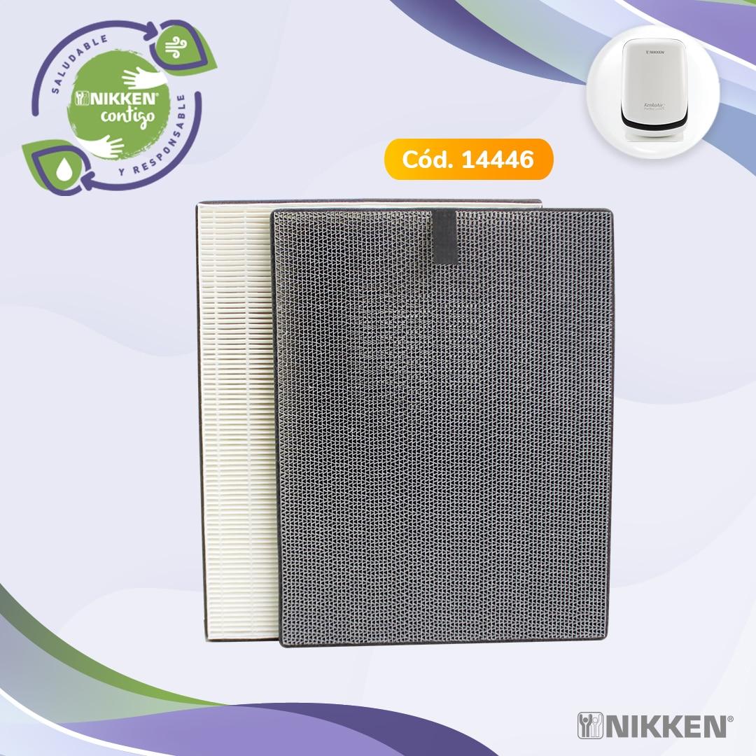 repuestos filtro de aire nikken