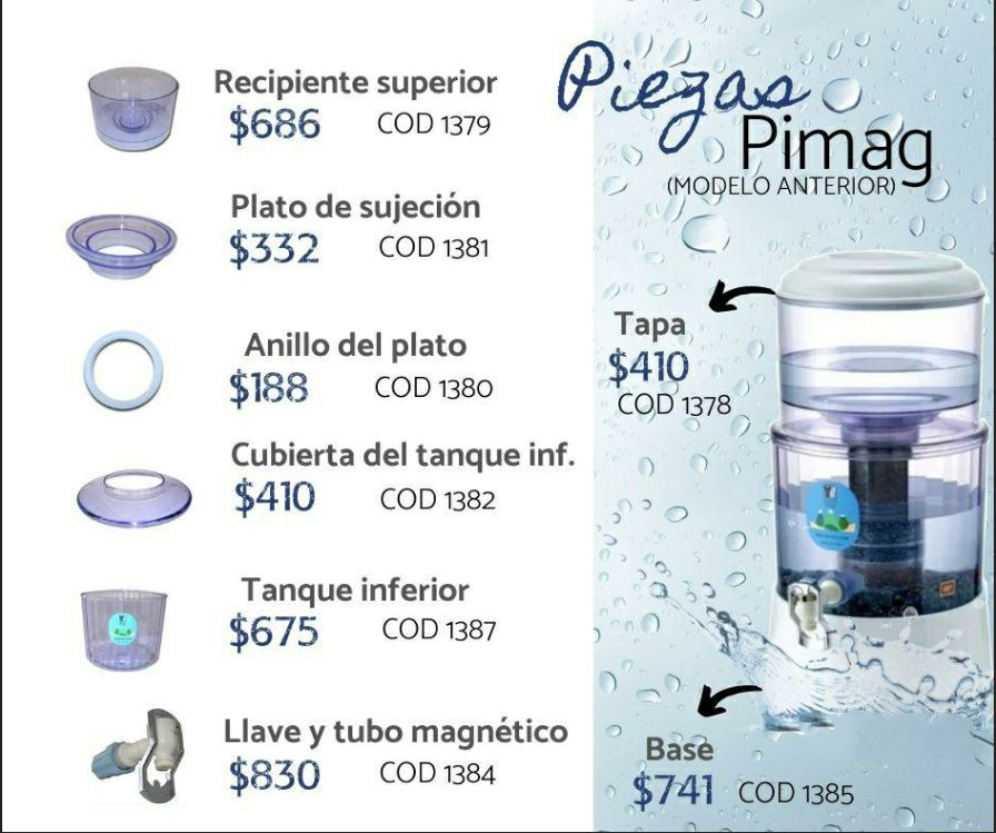 Pimag Water System