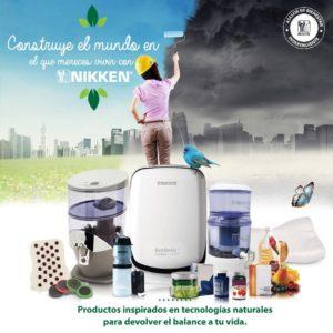 Productos Nikken